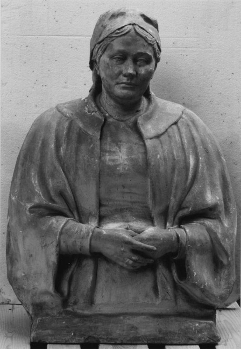 Irene Hildebrand (1846–1921), die Ehefrau von Adolf von Hildebrand