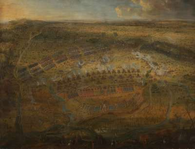Die Schlacht bei Zurawno, 1676