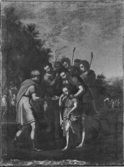 Verkauf des Joseph