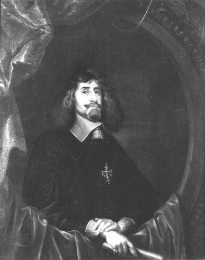 Bildnis des Johann Philipp von Schönborn, Fürstbischof von Würzburg, Erzbischof von Mainz und Fürstbischof von Worms (1605-1673)