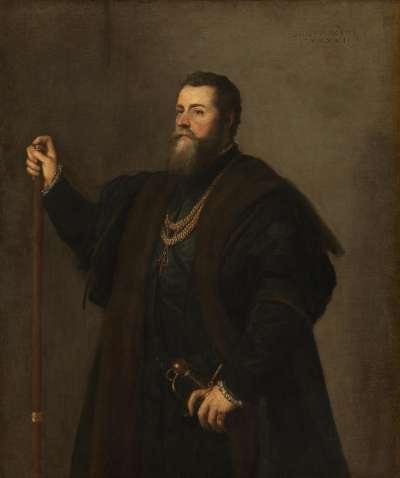 Bildnis eines Edelmannes