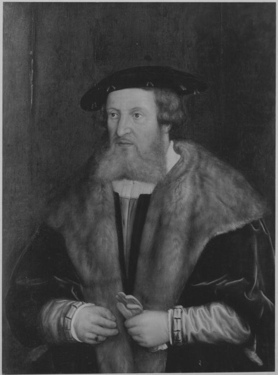 Kurfürsten Friedrich II. der Weise, Pfalzgraf bei Rhein