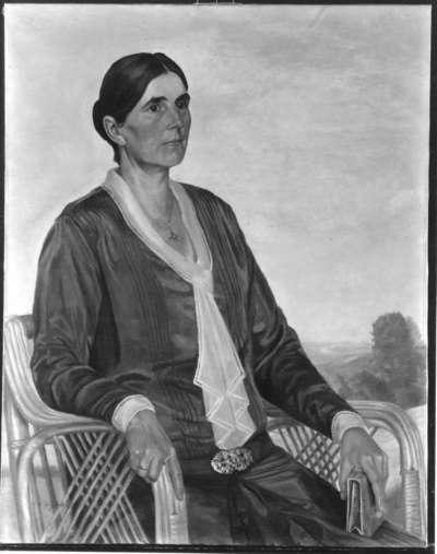 Frau Professor Meyer, Würzburg