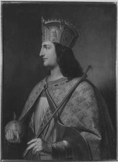 Ludwig der Bayer (geb. 1282, reg. 1294-1347), deutscher König seit 1314, Kaiser seit 1328