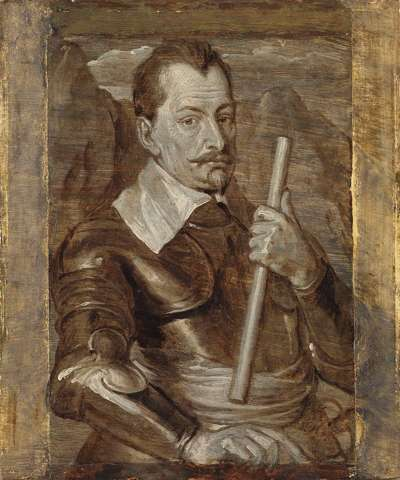 Albrecht Wenzel Eusebius von Waldstein, gen. Wallenstein
