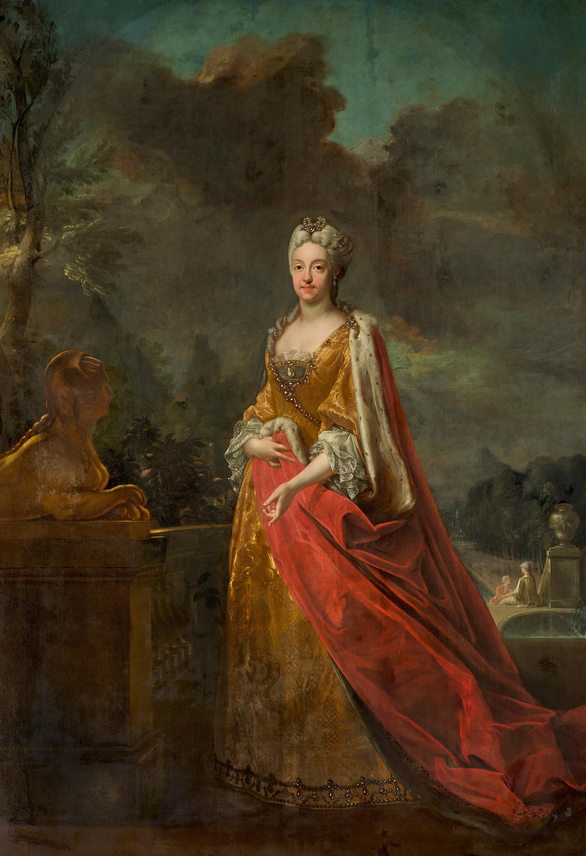 Maria Amalia von Bayern (1701-1756)