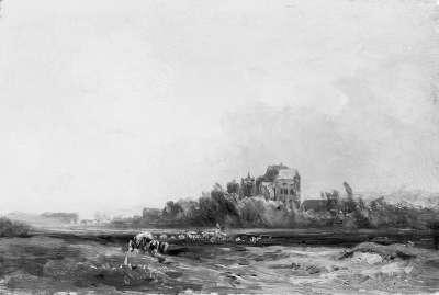 Ansicht von Schloss Pommersfelden