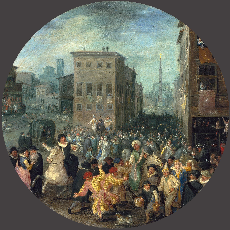 Römischer Karneval (Winter)