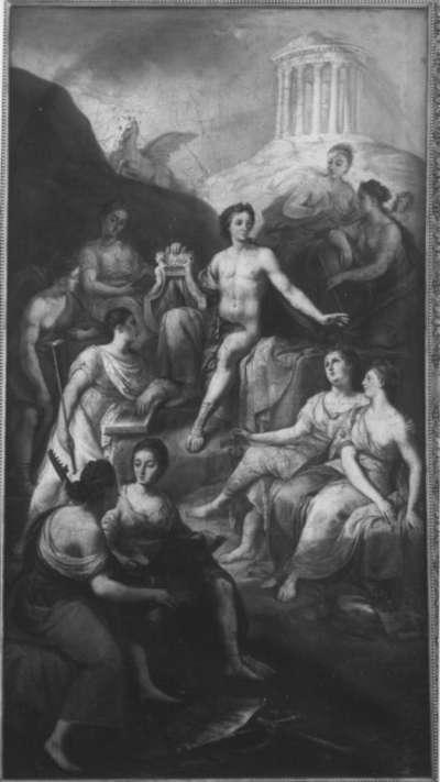 Apoll und die Musen