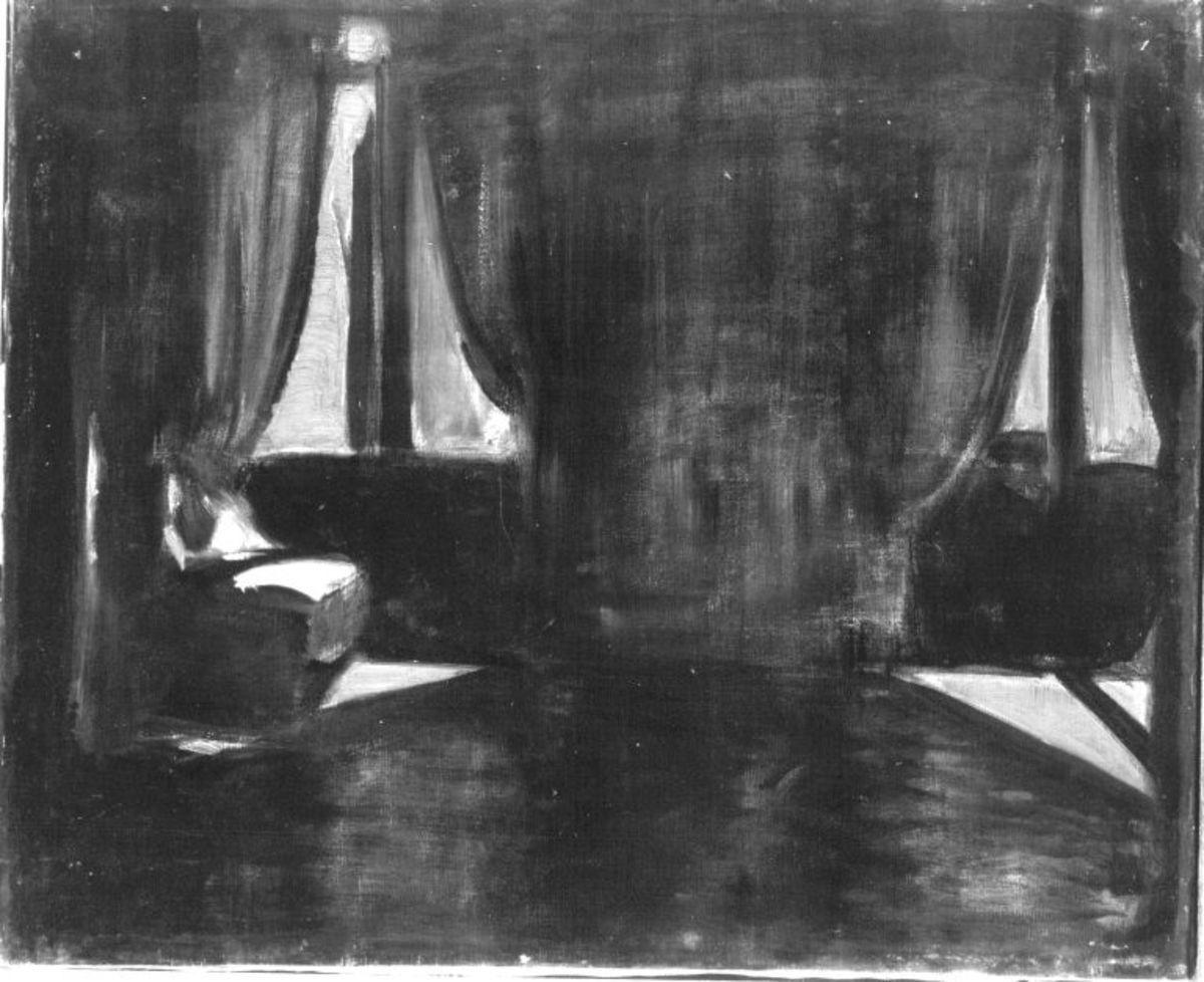Salon im Mondschein