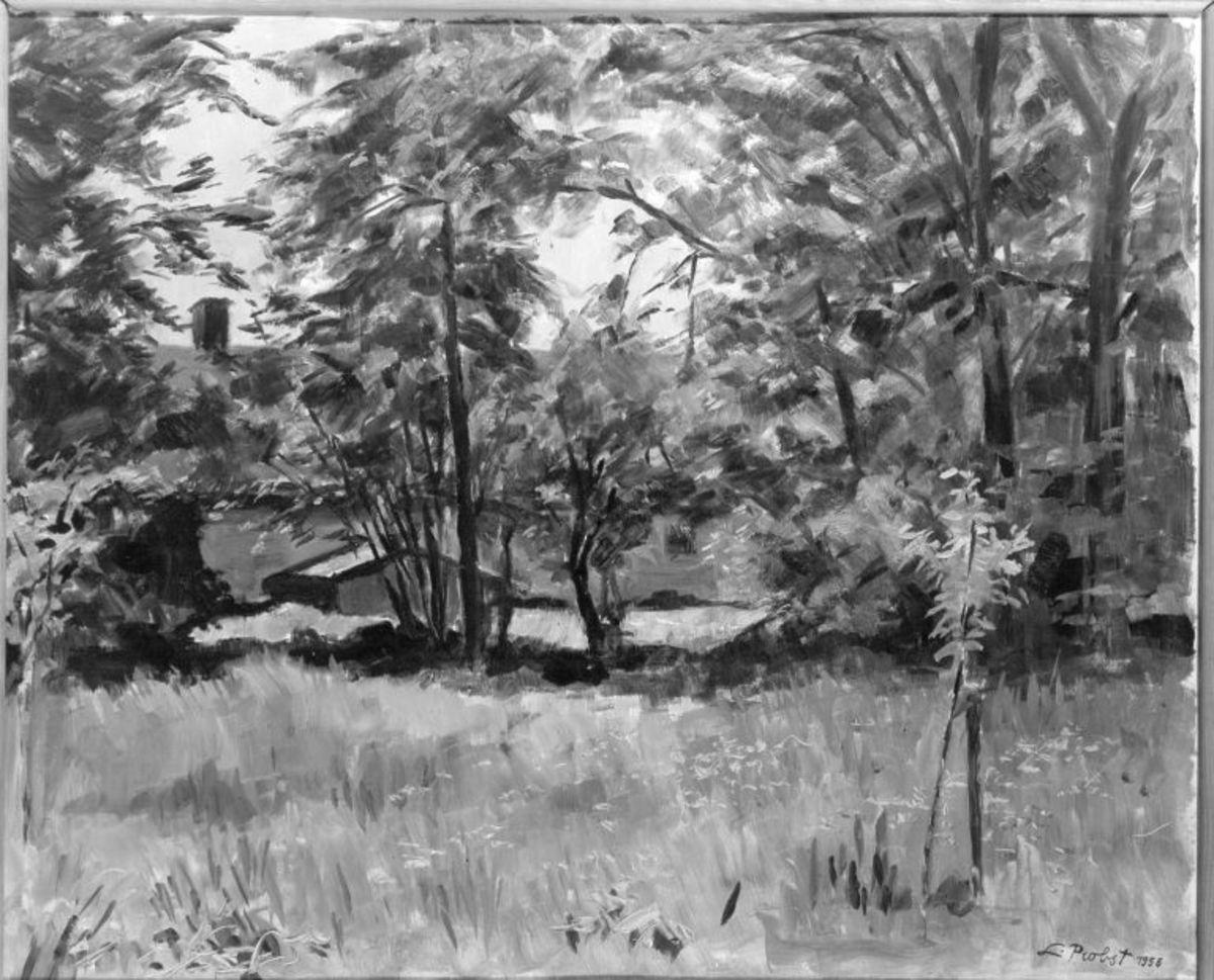 Garten in Olching