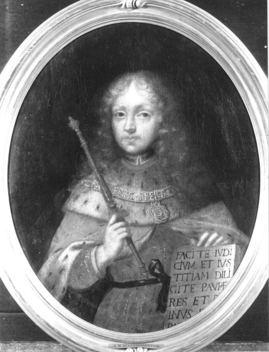 Bildnis des Prinzen Viktor Amadeus II.