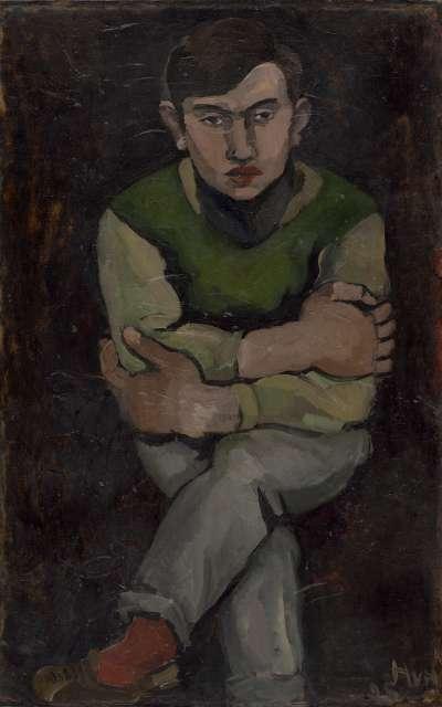 Portrait Edmond