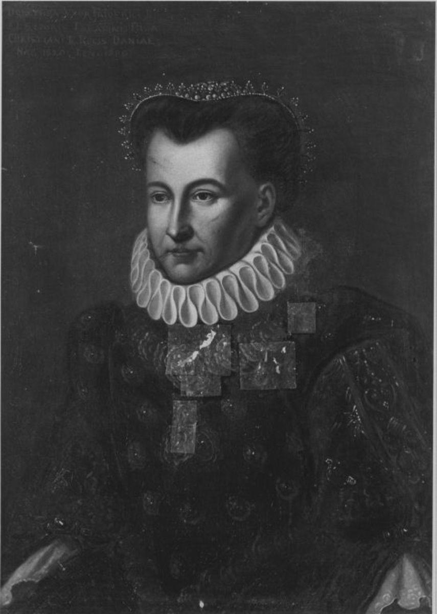 Dorothea (1520-1580), Tochter Christians II. von Dänemark, Gemahlin Friedrichs II., des Kurfürsten von der Pfalz seit 1535