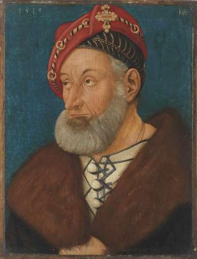 Markgraf Christoph I. von Baden
