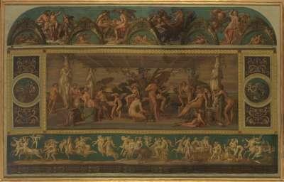 Herkules und Omphale