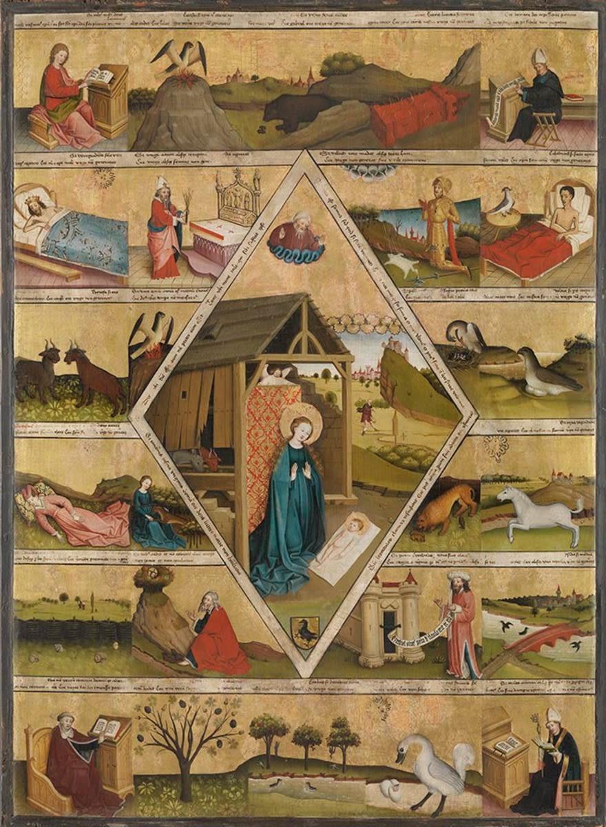 Verteidigung der Lehre von der unberührten Jungfräulichkeit der Gottesmutter
