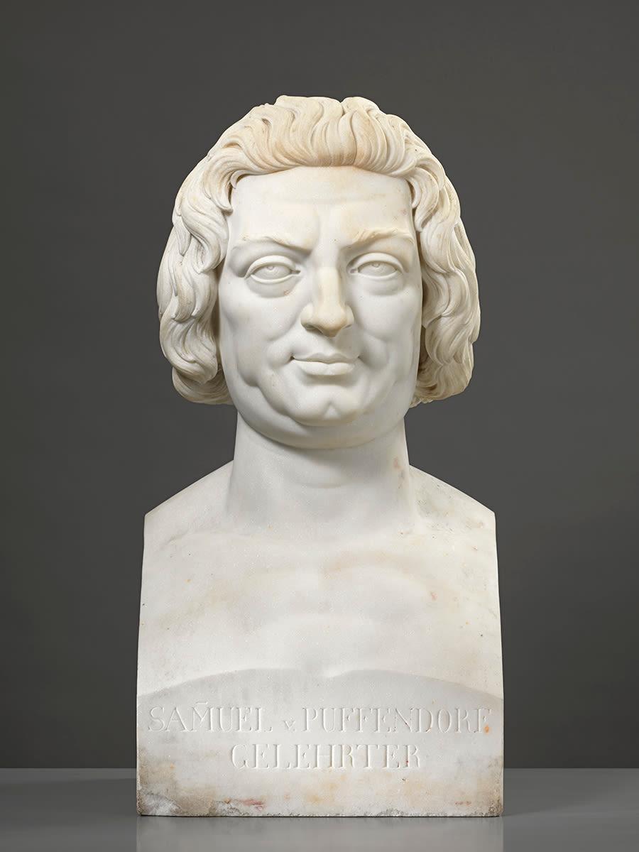 Der Jurist und Philosoph Samuel von Pufendorf (1632 - 1694)