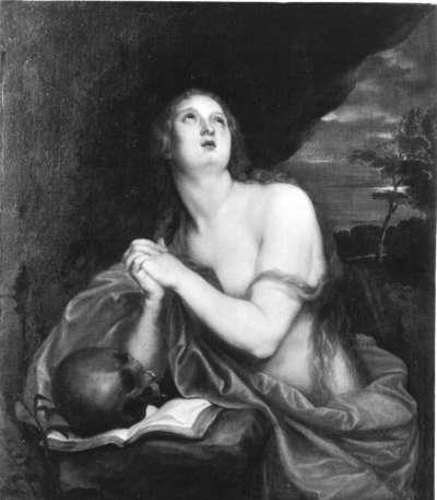 Hl. Maria Magdalena als Büßerin