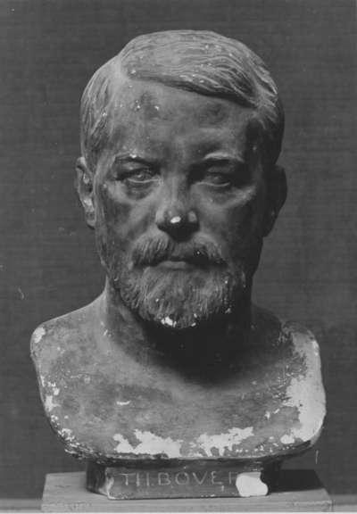 Der Zoologe und Anatom Theodor Boveri (1862–1915)