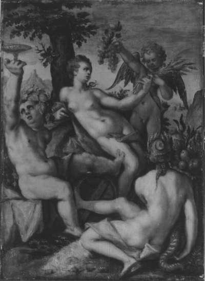 Bacchus, Venus und Ceres