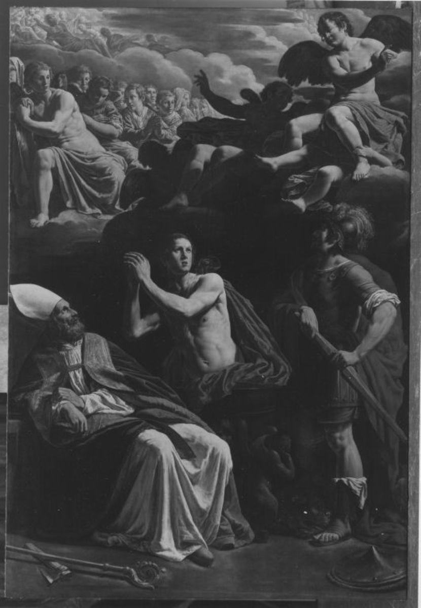 Martyrium des hl. Vitus