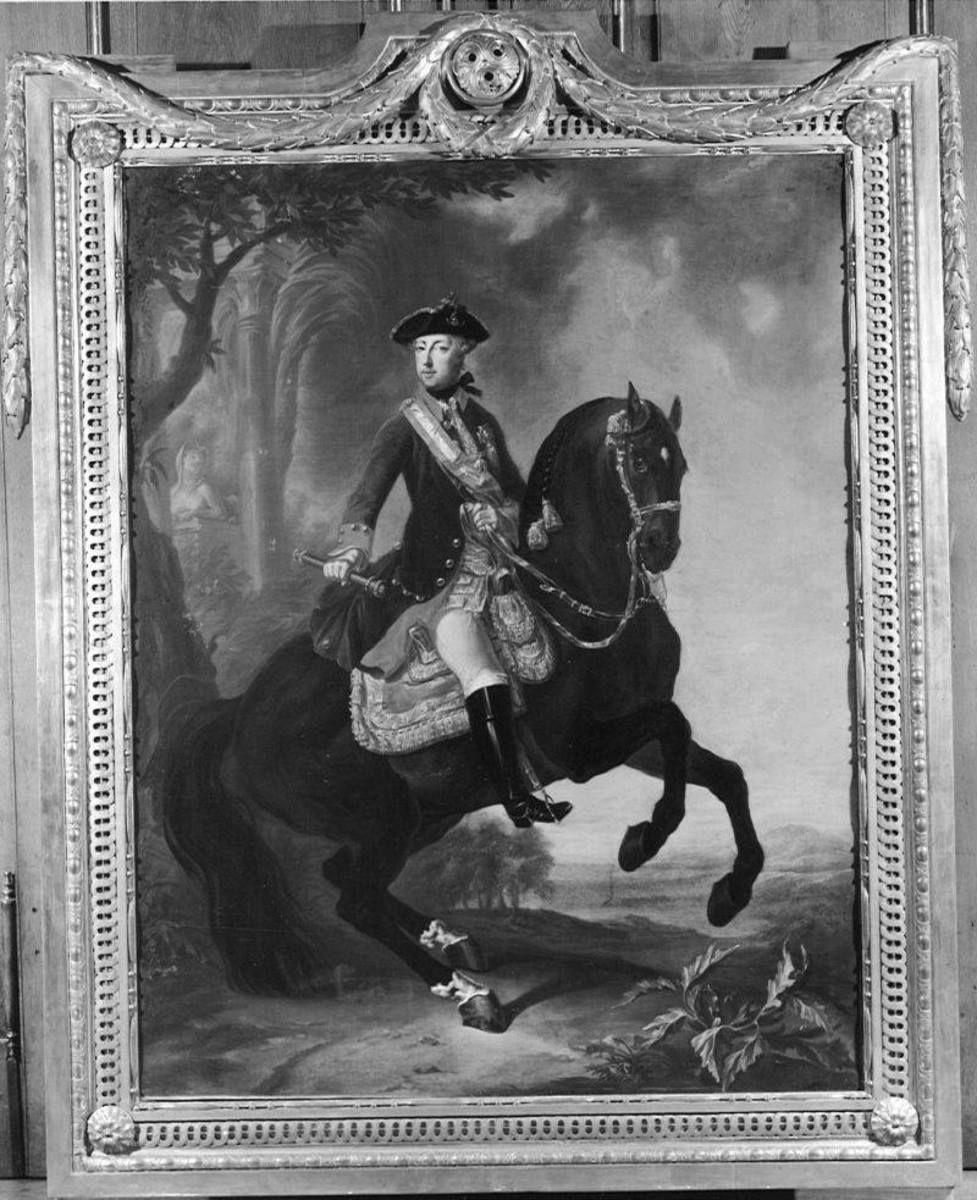 Kaiser Joseph II. zu Pferd