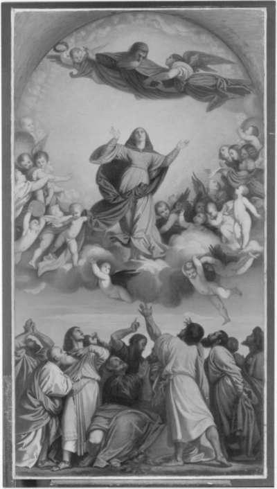 Himmelfahrt Mariae (nach Tizian)