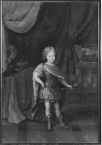 Bildnis des Prinzen Joseph Ferdinand, Sohn des Kurfürsten Max Emanuel von Bayern