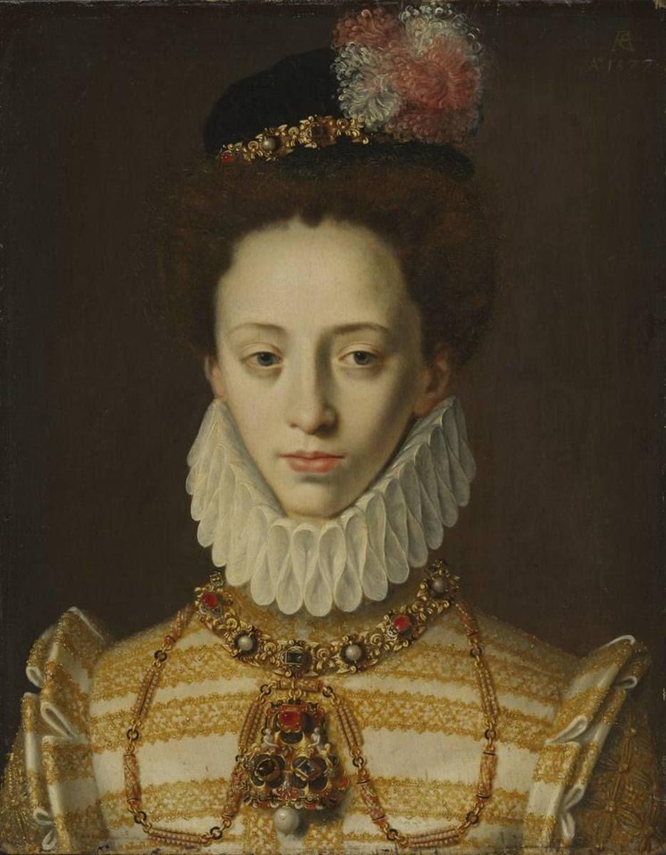 Herzogin Anna von Jülich, Kleve und Berg