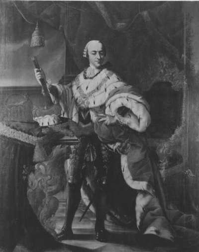 Bildnis des Kurfürsten Karl Theodor von der Pfalz