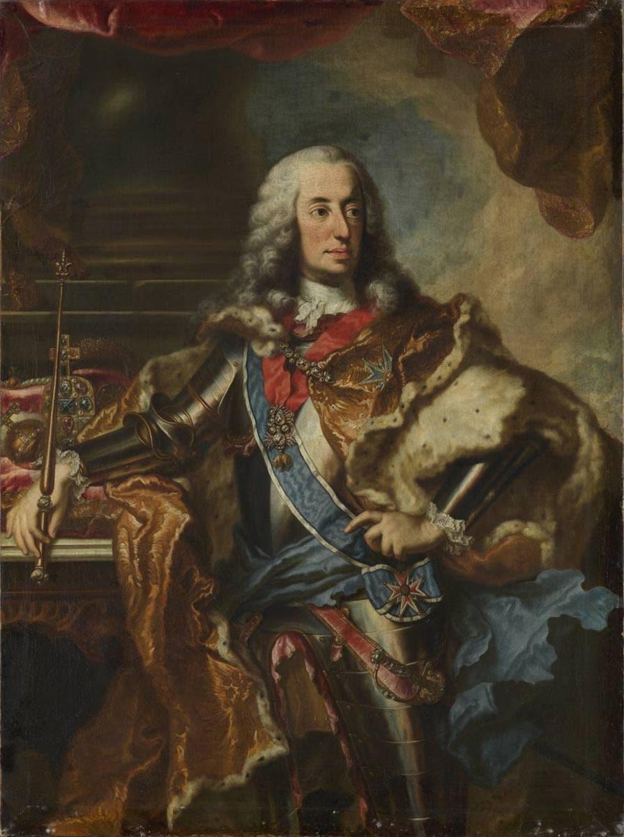 Kurfürst Karl Albrecht als Kaiser Karl VII. (1697-1745)