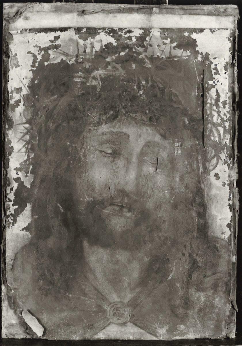 Dornengekrönter Christus