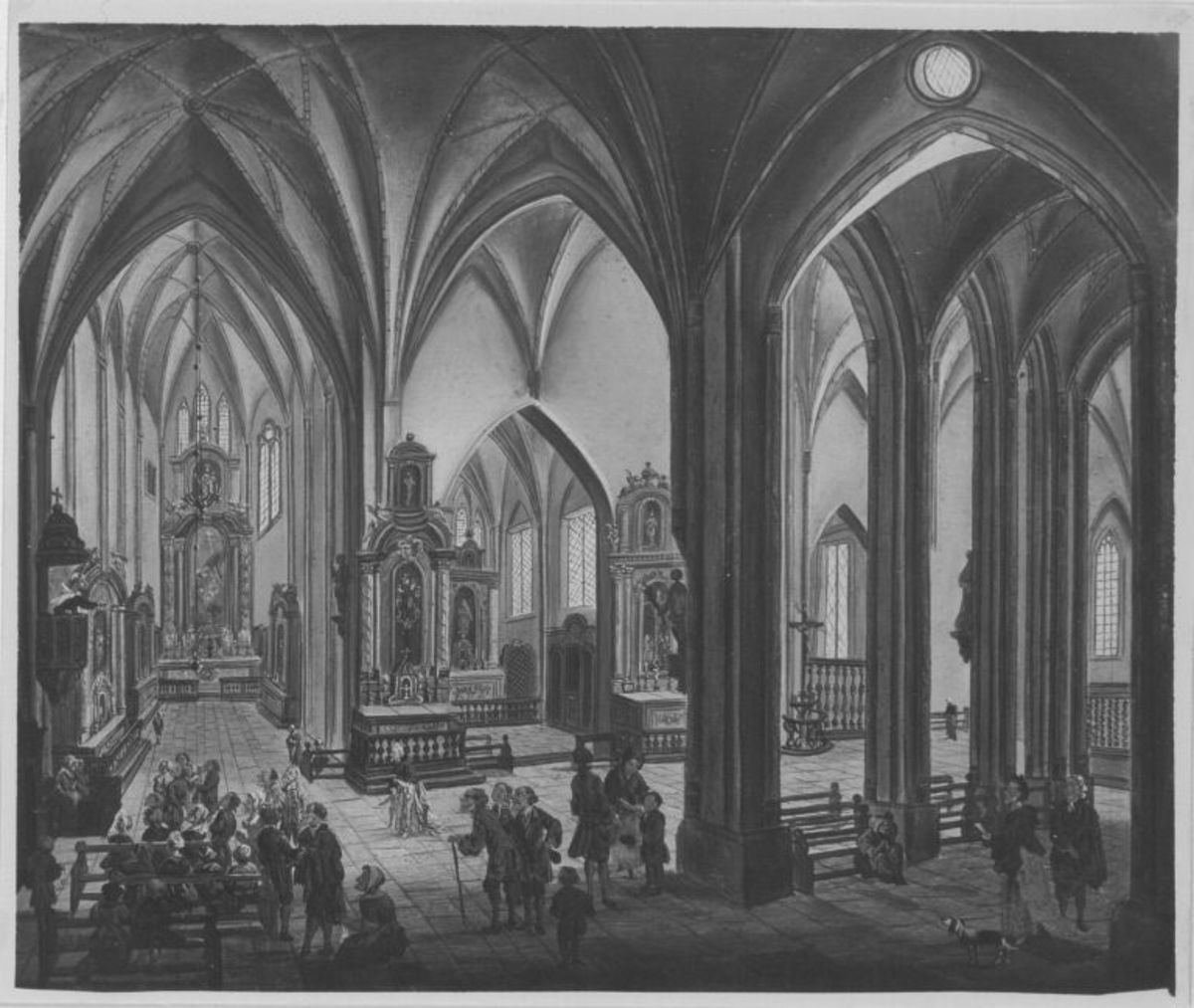 Kircheninneres