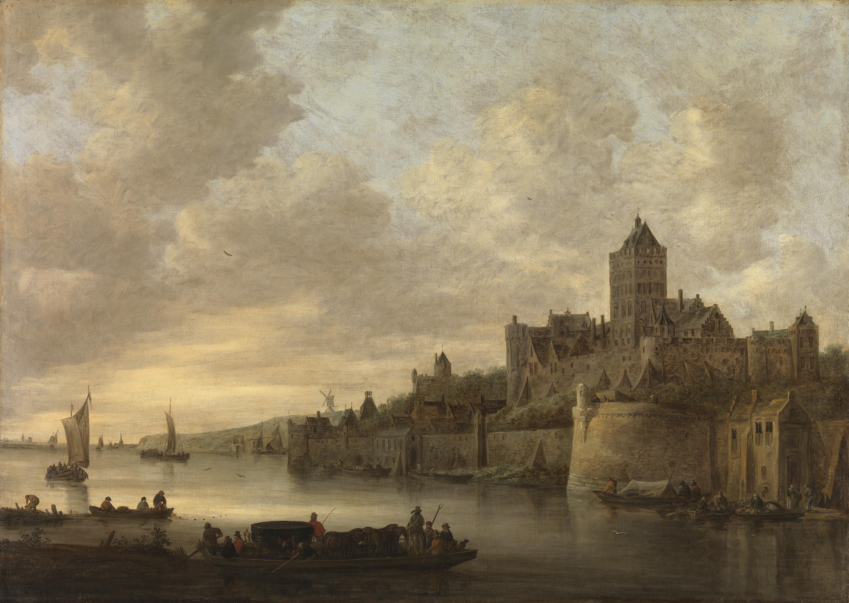 Der Valkhof in Nijmegen
