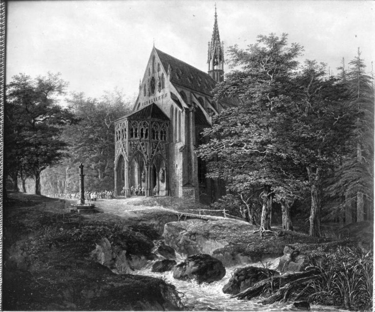 Kirche im Wald (Waldkapelle)