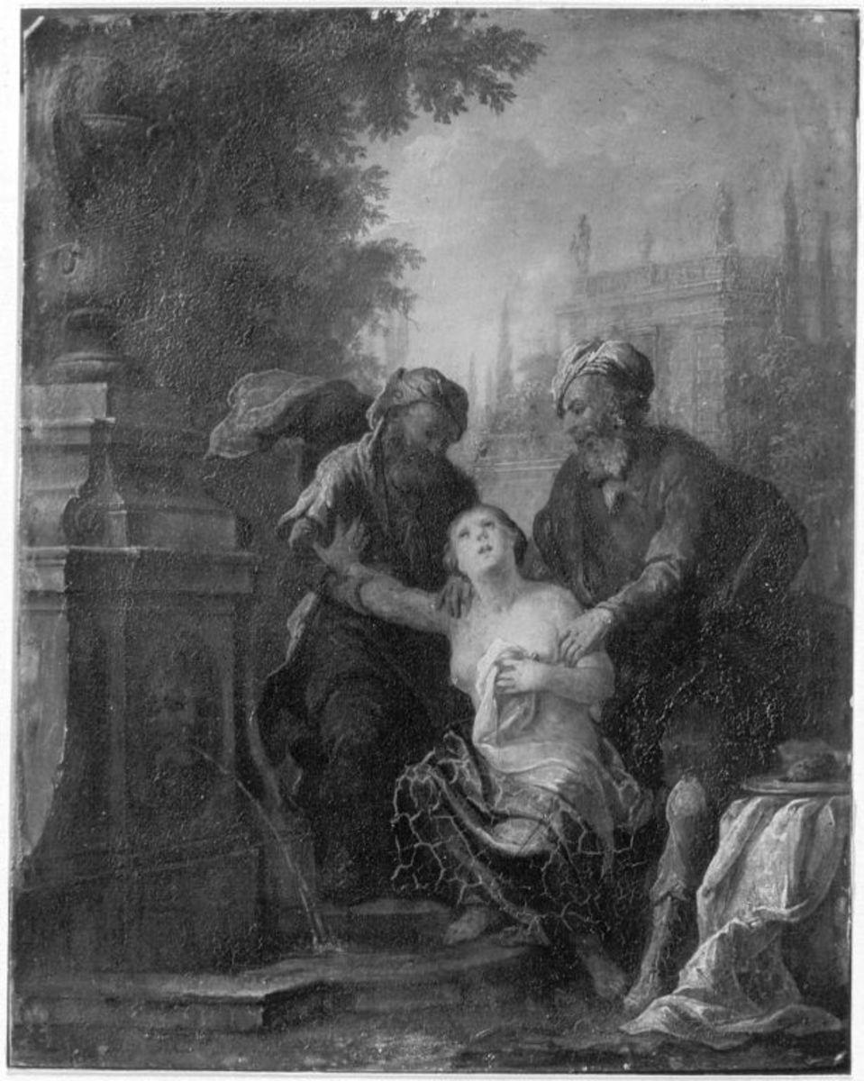 Die keusche Susanna