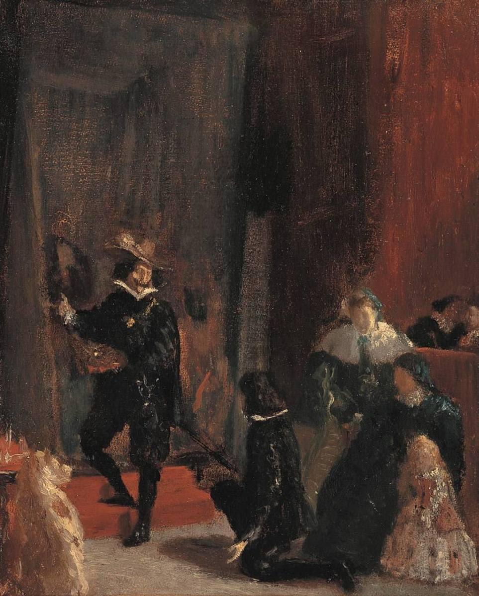 Erinnerung an Velázquez