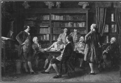 Gelehrtenversammlung