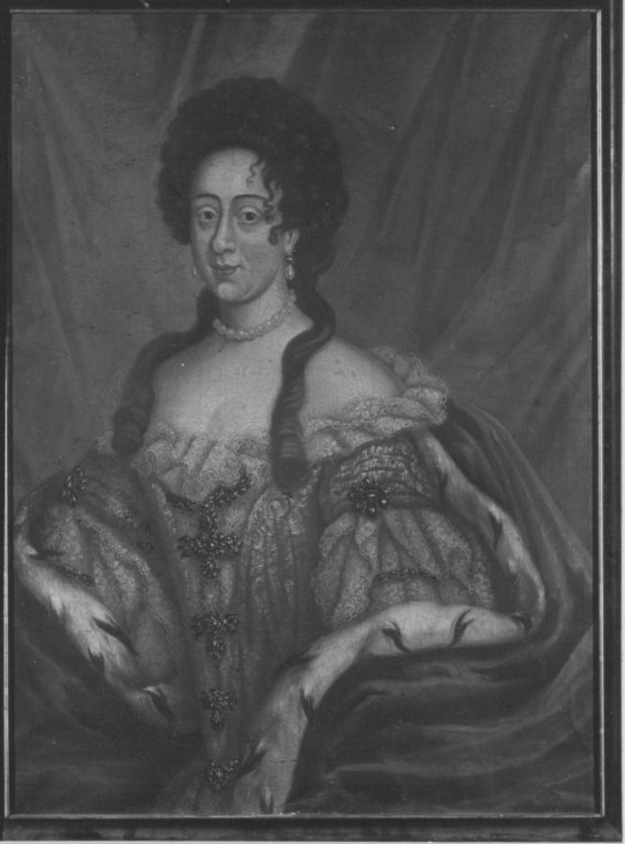Maria Anna Loisia de Medici, Gemahlin des Kurfürsten Johann Wilhelm von der Pfalz (?)