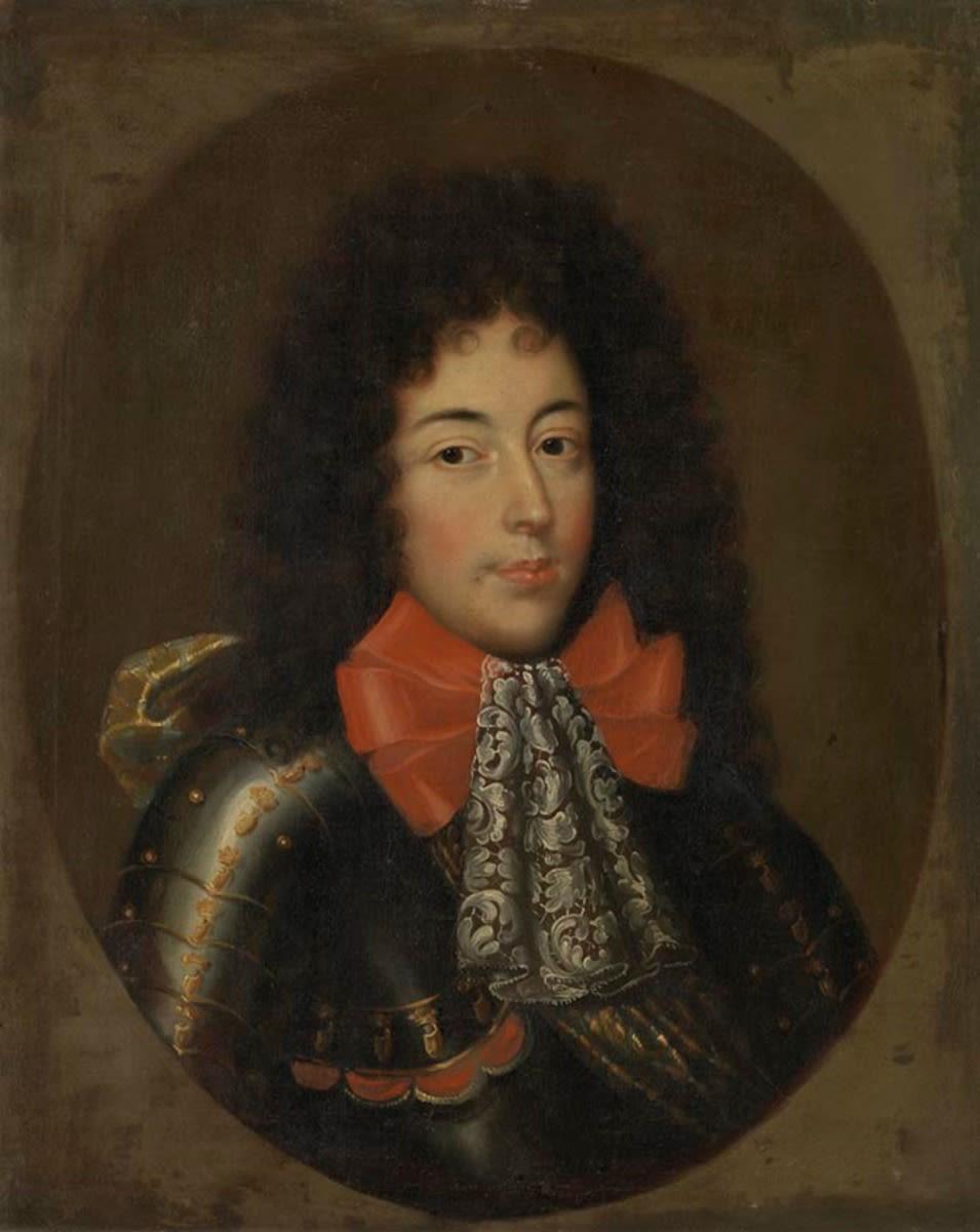 Prinz Jacob Ludwig Sobieski von Polen