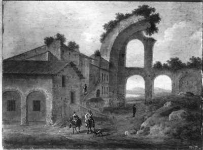Basilika in Rom