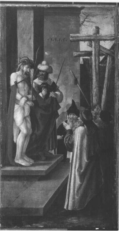Ecce homo (Freie Kopie nach Dürers Kupferstich B. 10)
