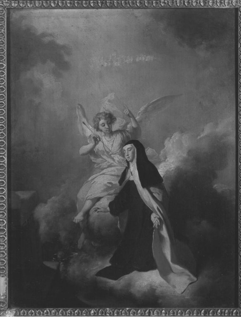 Verzückung der hl. Theresia