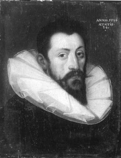 Bildnis eines Mannes im Alter von 34 Jahren