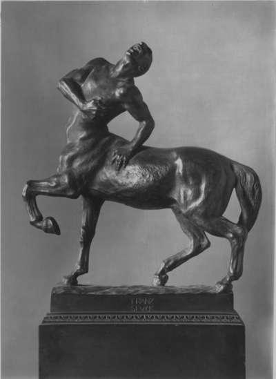 Verwundeter Kentaur