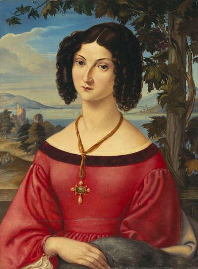 Marchesa Marianna Florenzi