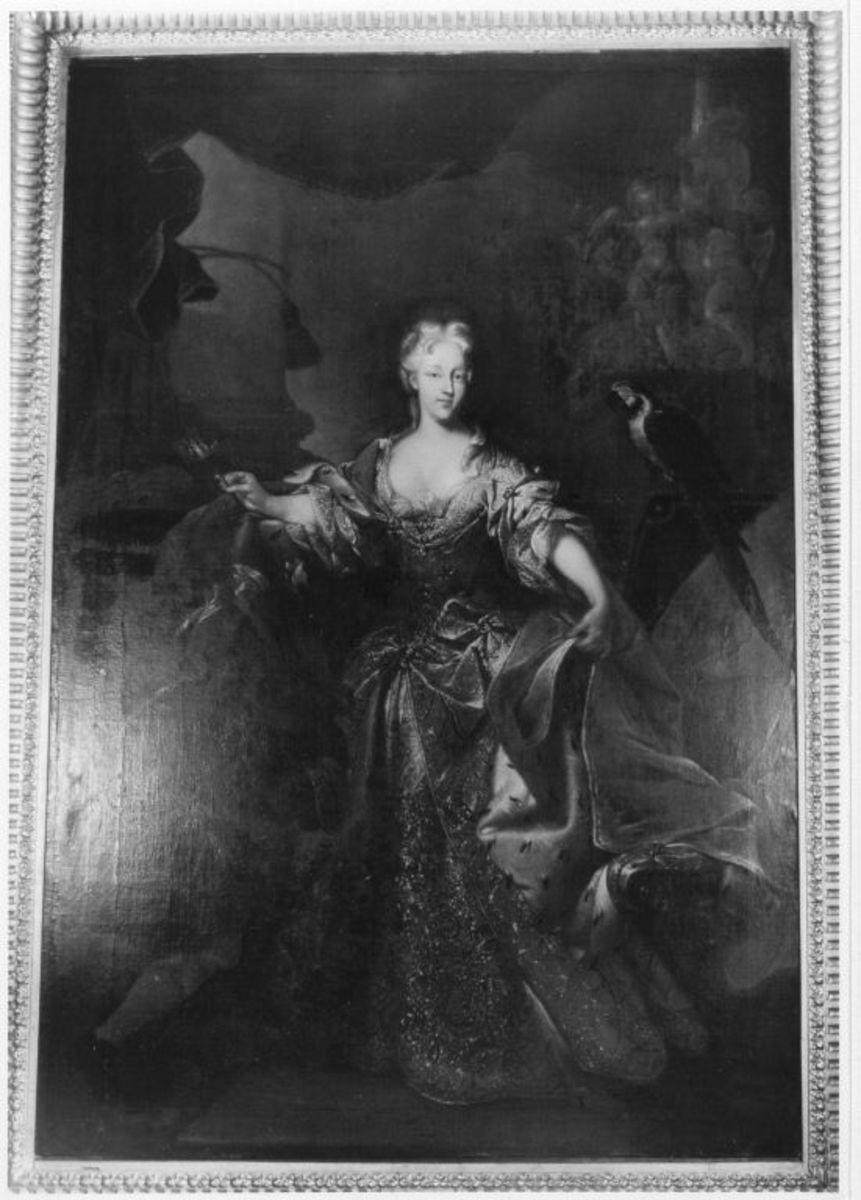 Markgräfin Christine Charlotte von Brandenburg-Ansbach