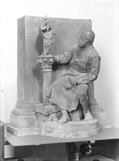 Denkmal für den Bildhauer Hans Krumpper