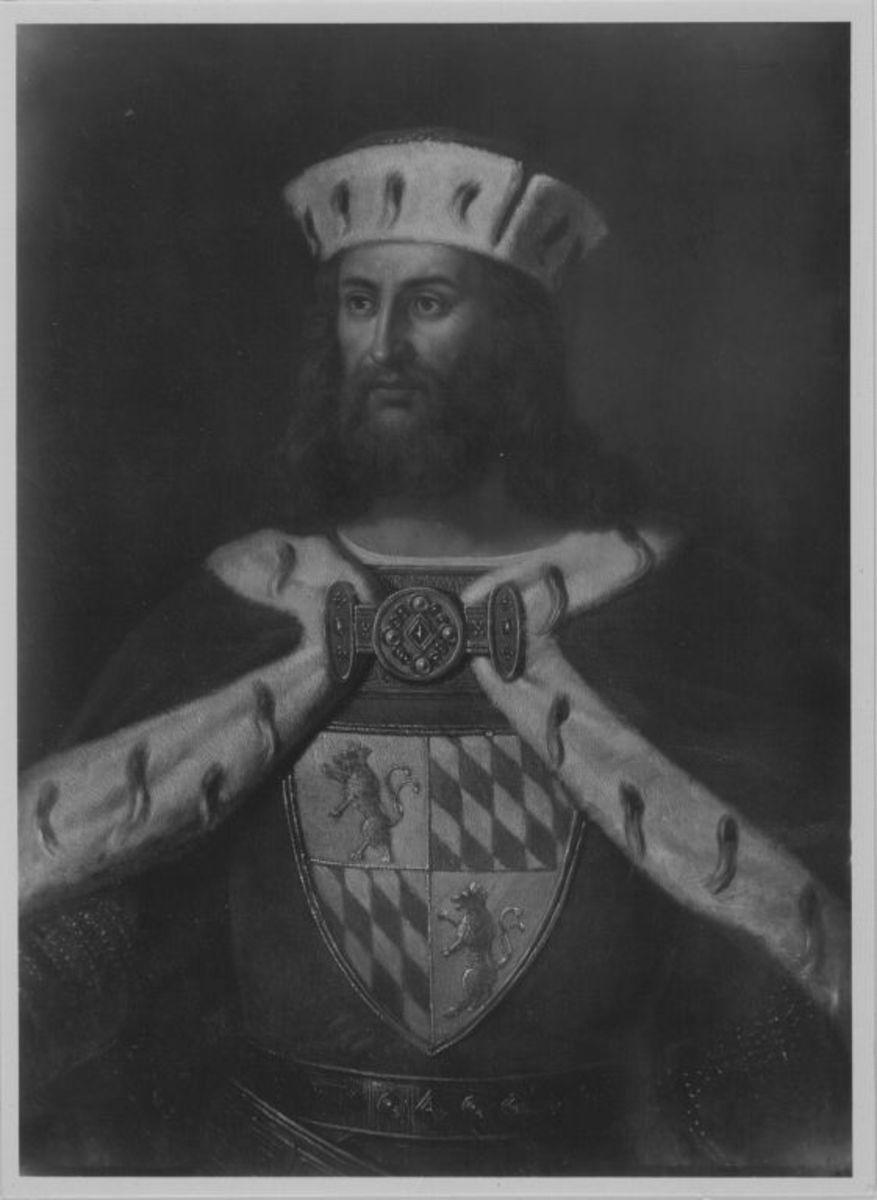 Otto der Große von Wittelsbach (geb. um 1117, reg. 1180 - 1183), Herzog von Bayern